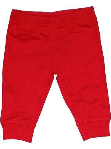 Trouser unisex CARTER'S red 6 months summer #19267_1
