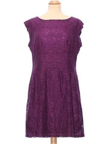 Dress woman APRICOT UK 14 (L) summer #19511_1