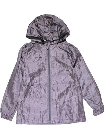 Snowsuit girl Y.D gray 10 years winter #19864_1