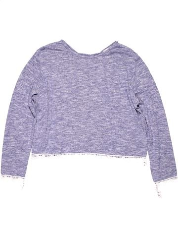Jumper girl RIVER ISLAND purple 12 years winter #2007_1