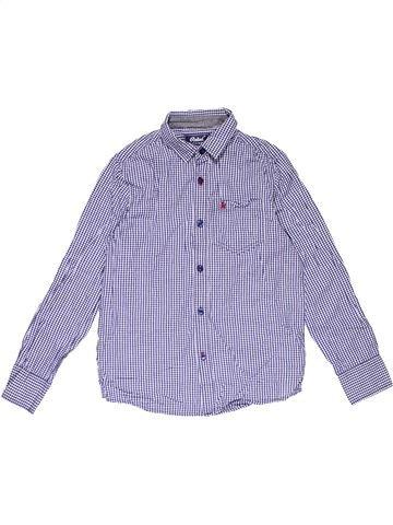 Long sleeve shirt boy REBEL purple 12 years summer #20093_1