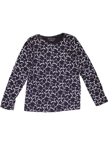 Long sleeve T-shirt girl PRIMARK blue 12 years summer #20097_1