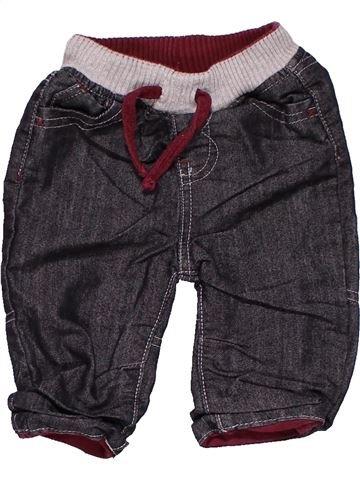 Jeans boy DUNNES beige 6 months winter #20136_1