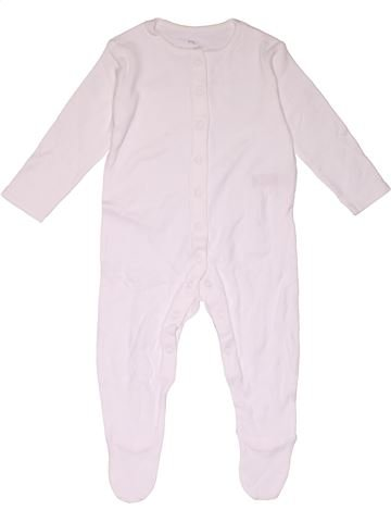 Long jumpsuit unisex EARLY DAYS white 9 months winter #20453_1