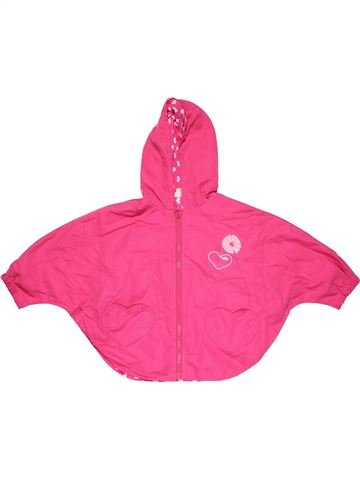 Jacket girl MINI MODE pink 2 years winter #20459_1