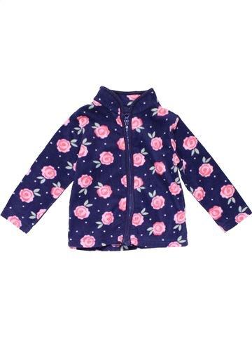 Sweatshirt girl MOTHERCARE pink 18 months winter #20656_1