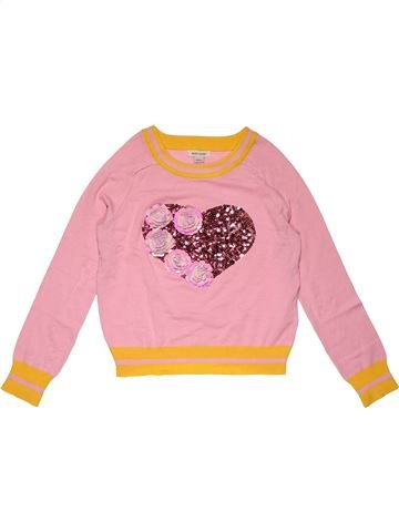 Jumper girl RIVER ISLAND pink 8 years winter #20668_1