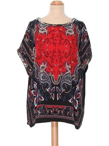 Short Sleeve Top woman BONMARCHÉ UK 20 (XL) summer #20940_1