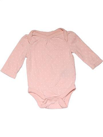 Long jumpsuit girl GAP pink 3 months winter #21077_1