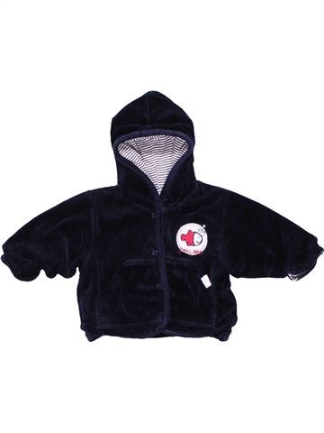 Parka boy BABY CLUB black 1 month winter #2119_1