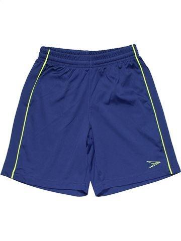 Sports short boy DUTCHY blue 10 years summer #21442_1