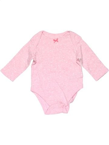 Long jumpsuit girl EARLY DAYS pink 3 months winter #21719_1