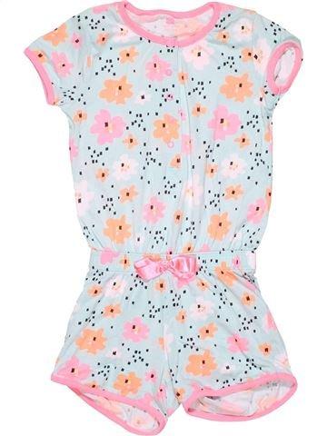 1 piece Pyjama girl HEMA white 6 years summer #2176_1