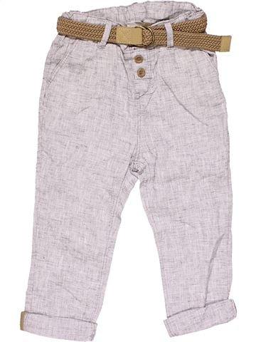 Trouser boy H&M white 2 years winter #21793_1