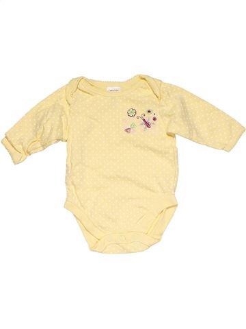 Long jumpsuit girl CHEROKEE yellow 3 months summer #22256_1