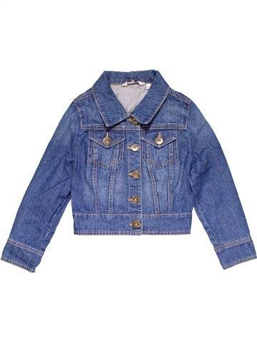 Jacket girl NEW LOOK blue 11 years winter #22299_1