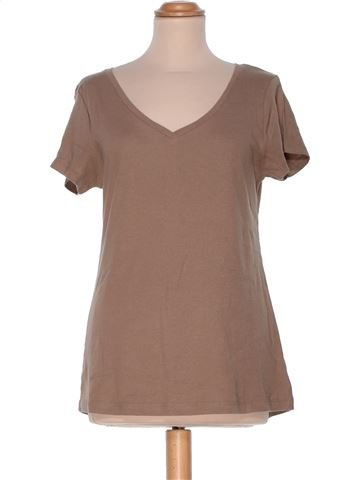 Short Sleeve Top woman E-VIE UK 16 (L) summer #222_1