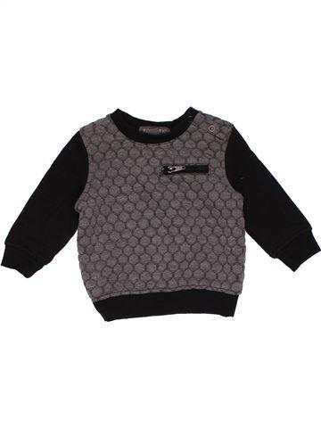 Long sleeve T-shirt boy PRIMARK brown 9 months winter #22430_1