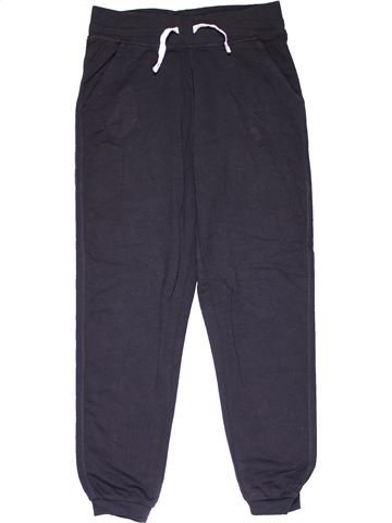 Track pant girl GEORGE blue 11 years winter #22778_1