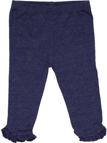 Leggings girl EARLY DAYS blue 9 months winter #23446_1