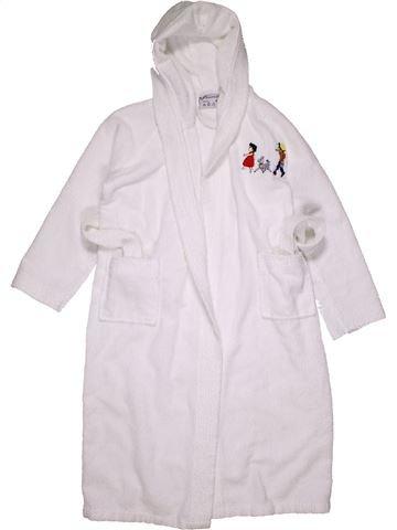 Dressing gown girl GRAND RESORT white 10 years winter #23481_1