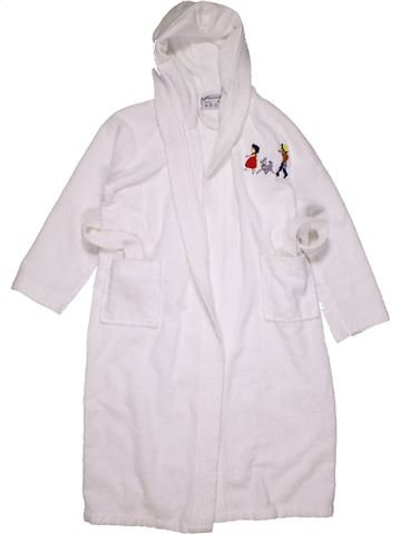 Dressing gown girl GRAND RESORT white 10 years winter #23481_1