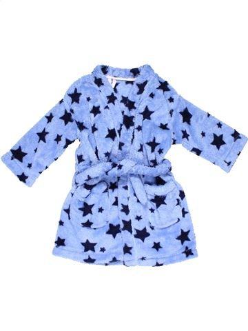 Dressing gown unisex M&S blue 3 years winter #23560_1