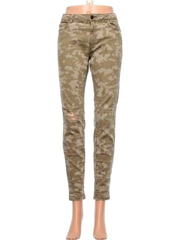 Trouser woman ZARA UK 12 (M) winter #23785_1