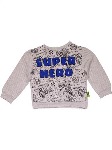 Jumper boy MARVEL gray 4 years winter #23912_1