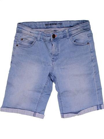 Capri pants boy HEMA blue 12 years summer #23913_1