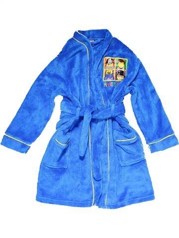 Bathrobe boy LEGO WEAR blue 6 years winter #23943_1