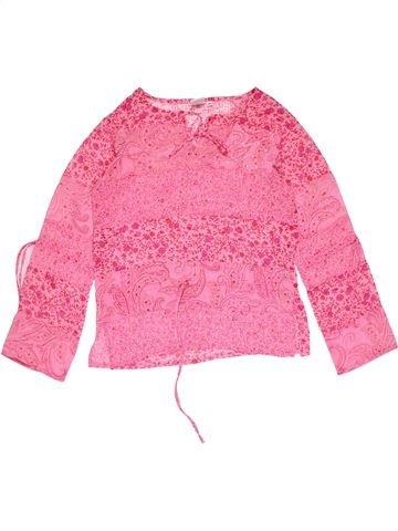 Long sleeve T-shirt girl KDL pink 12 years summer #24241_1