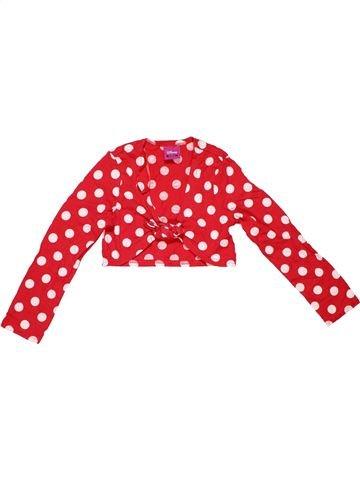 Bolero girl GEORGE red 7 years summer #2440_1