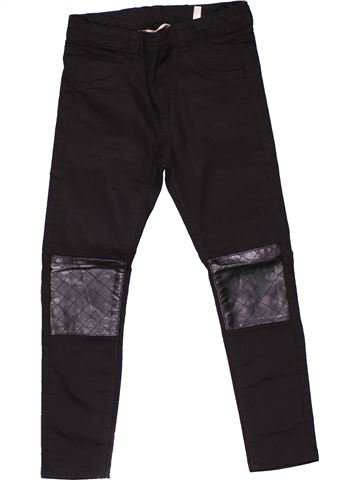 Jeans girl H&M black 6 years summer #24947_1