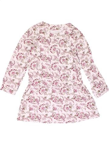Dress girl MOTHERCARE pink 5 years winter #25461_1
