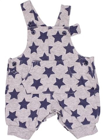 Dungaree boy NEXT BABY white new born winter #25526_1