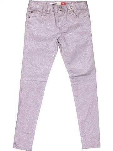 Trouser girl CHEROKEE white 9 years summer #25574_1