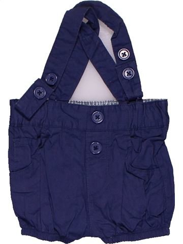 Dungaree boy M&CO blue new born summer #25792_1