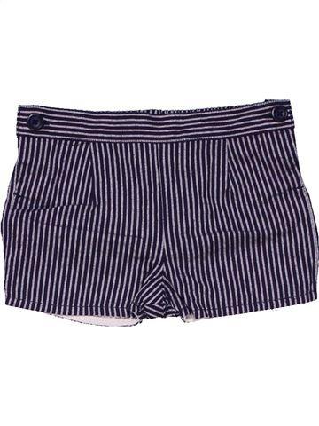 Short pants boy TUTTO PICCOLO blue 9 months summer #25806_1