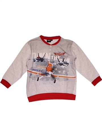 Sweatshirt boy DISNEY pink 8 years winter #26042_1