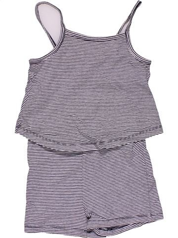 Short jumpsuit girl NAME IT gray 3 years summer #26223_1