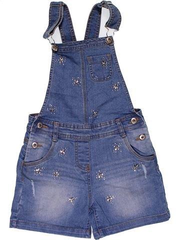 Dungaree girl NEXT blue 8 years summer #26246_1