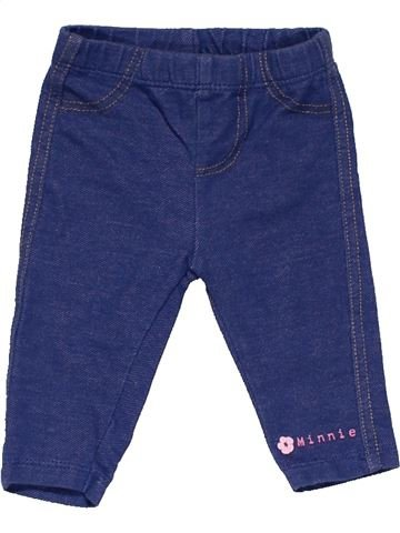 Leggings girl DISNEY BABY blue 3 months winter #26338_1