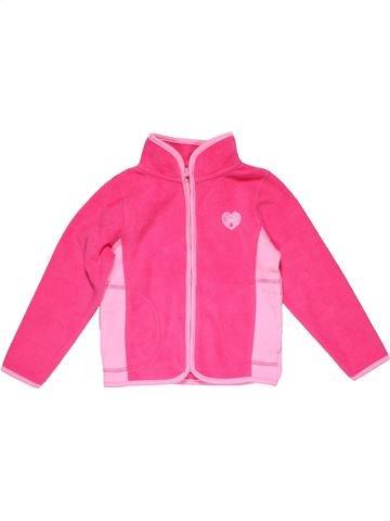 Jumper girl NEW BASIC pink 5 years winter #26475_1