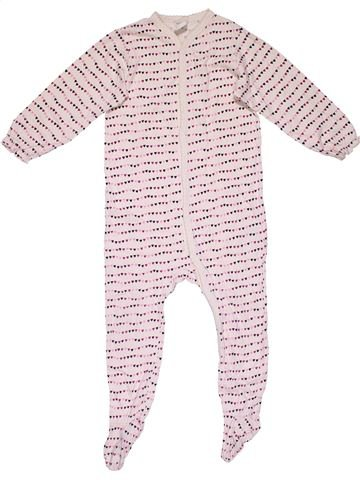 Long jumpsuit girl H&M pink 2 years winter #26541_1