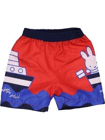 Swimsuit boy NIJNTJE red 18 months summer #26562_1