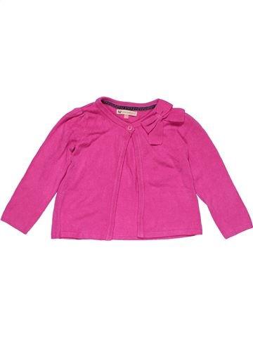Jumper girl JOHN LEWIS pink 3 years winter #26628_1