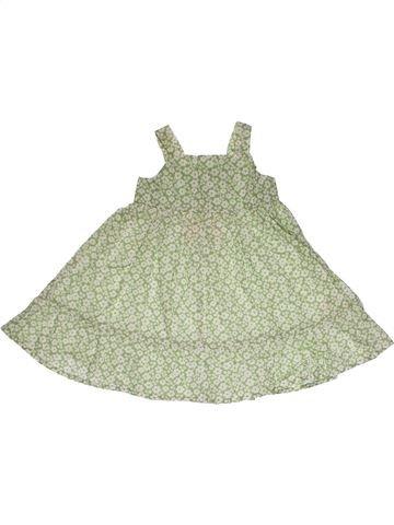 Dress girl TU gray 12 months summer #26702_1