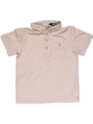 Short sleeve polo shirt boy H&M blue 4 years summer #26765_1