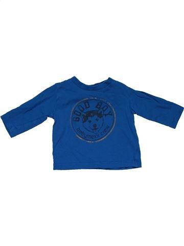 b54f5d11a Long sleeve T-shirt boy MEXX white 3 months winter #26861_1